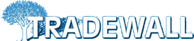 Tradewall Logo and Name